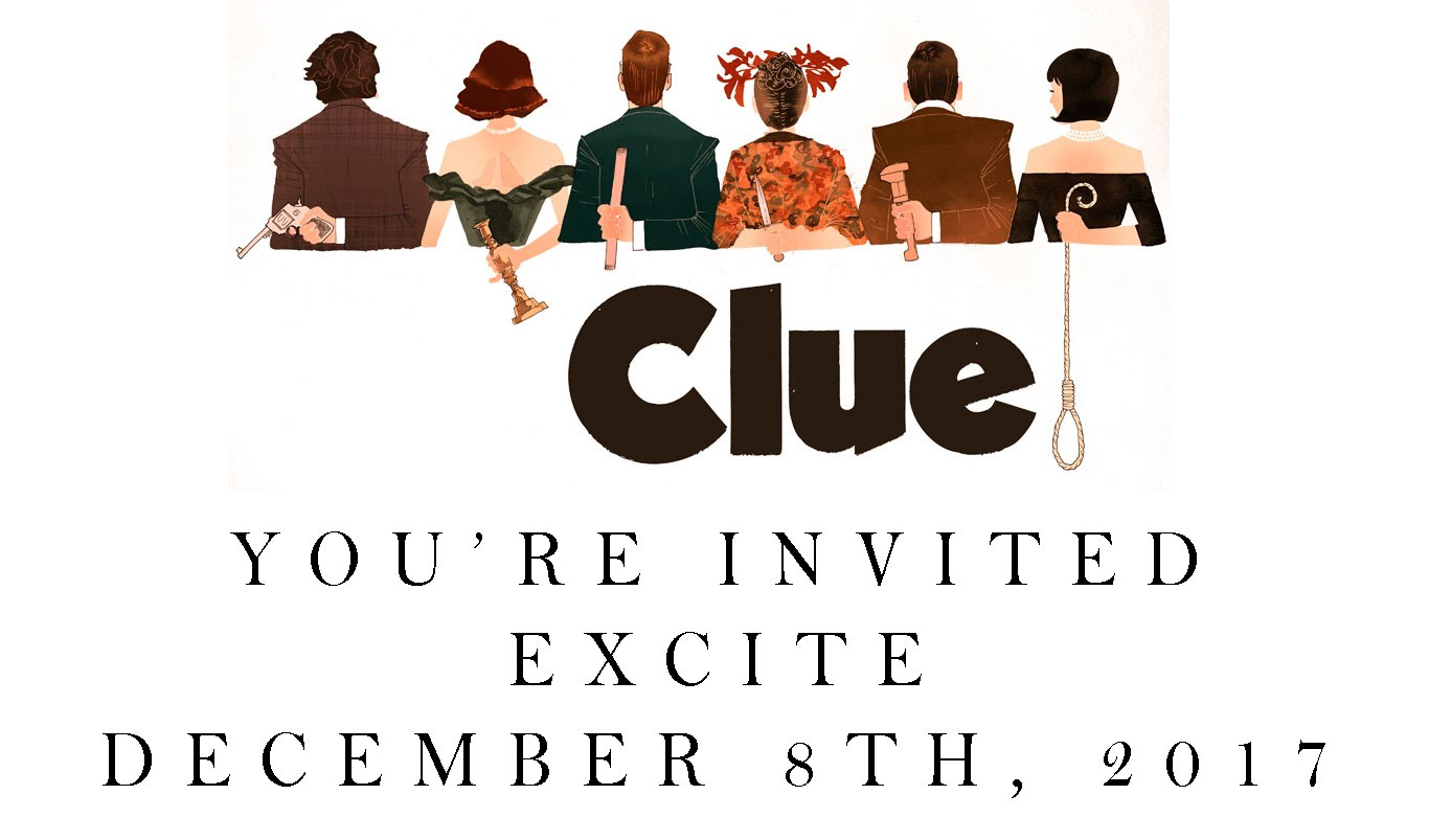 """Let Us """"Clue"""" You In: Here's Why You Can't Miss ExCITE 2017"""